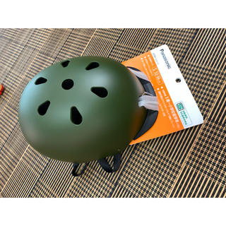 パナソニック(Panasonic)の新品 パナソニック ヘルメット 子供(自転車)