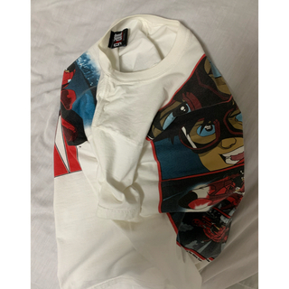 アナーキックアジャストメント(ANARCHIC ADJUSTMENT)の【警告】akira 80s 金田 tシャツ ヴィンテージ 90s ビンテージ(Tシャツ/カットソー(半袖/袖なし))