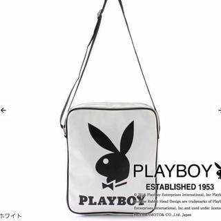 プレイボーイ(PLAYBOY)の卑弥呼様専用【PLAYBOY×WEGO】エナメルショルダーバッグ(ショルダーバッグ)