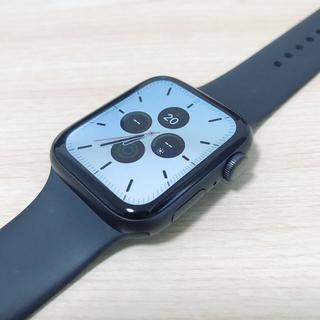 アップル(Apple)のApple Watch series5 44mm(腕時計(デジタル))