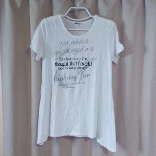 アルファキュービック(ALPHA CUBIC)のALPHA CUBIC ロングTシャツ(Tシャツ(半袖/袖なし))