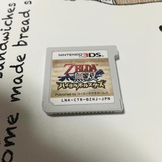 ニンテンドー3DS(ニンテンドー3DS)のゼルダ無双 ハイラルオールスターズ 3ds(家庭用ゲームソフト)