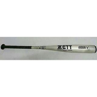 ゼット(ZETT)のZETT 軟式野球 バット ゴーダVZジュラルミン製 83cm 680gシルバー(バット)
