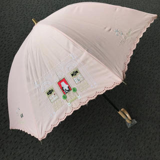 ルルギネス(LULU GUINNESS)のルルギネス 日傘(傘)