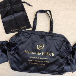 メゾンドフルール(Maison de FLEUR)のメゾンドフルール トラベルバッグ(ボストンバッグ)
