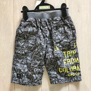 crocs - 新品 crocs クロックス パンツ ズボン 120 男の子 キッズ