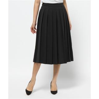 エフデ(ef-de)のef-de タックプリーツスカーチョ ¥24,200(ひざ丈スカート)