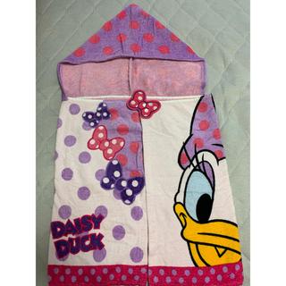 ディズニー(Disney)のディズニーフード付きタオル(タオル)