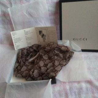 グッチ(Gucci)のGUCCIグッチタイツ新品箱付き正規品(タイツ/ストッキング)