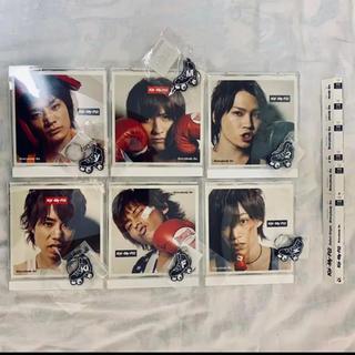 キスマイフットツー(Kis-My-Ft2)の値下げ キスマイ デビュー cd 限定 kis-my-ft2(アイドルグッズ)