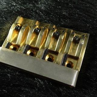 ABM 4弦ベース ブリッジ Pedulla 搭載ブリッジ 19729(パーツ)