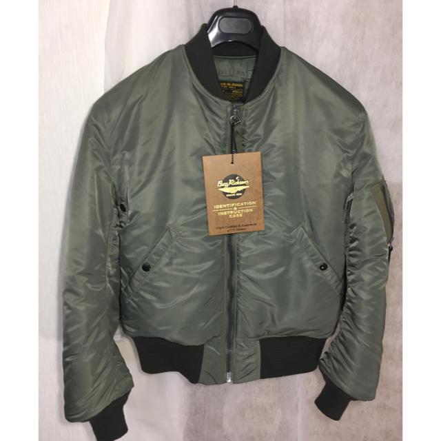 Buzz Rickson's(バズリクソンズ)のBUZZRICKSON'SMA-1LIONUNIFORMINCフライトジャケット メンズのジャケット/アウター(フライトジャケット)の商品写真