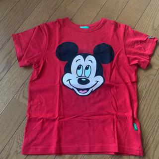 ベネトン(BENETTON)のベネトン ミッキーTシャツ(Tシャツ/カットソー)