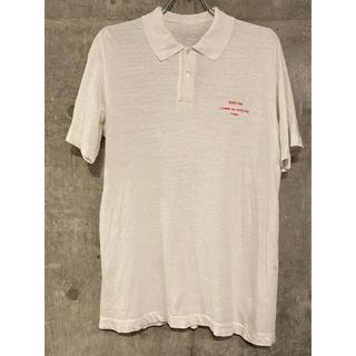 コムデギャルソン(COMME des GARCONS)のヴィンテージ 初期 コムデギャルソン オム ロゴ ポロシャツ #[661](ポロシャツ)