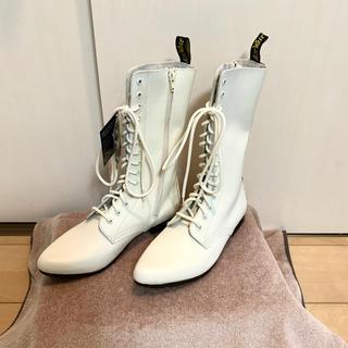 ドクターマーチン(Dr.Martens)の新品 Dr.Martens ドクターマーチン サイドジップブーツ STACEY(ブーツ)