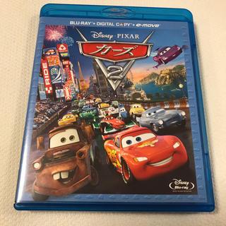 ぽんのりお様専用 カーズ2 Blu-ray(アニメ)