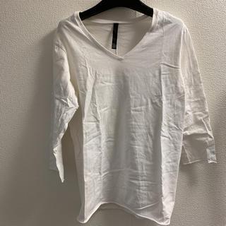 ダブルジェーケー(wjk)のwjk トップス カットソー(Tシャツ/カットソー(七分/長袖))