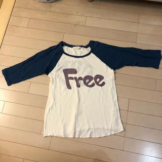 インパクティスケリー(Inpaichthys Kerri)のインパクティスケリー サイズs ラグラン free (Tシャツ(長袖/七分))