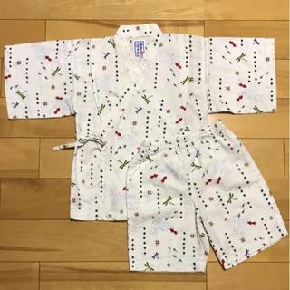 mikihouse - 限定値下げ❣️ミキハウス 甚平 男の子 110cm