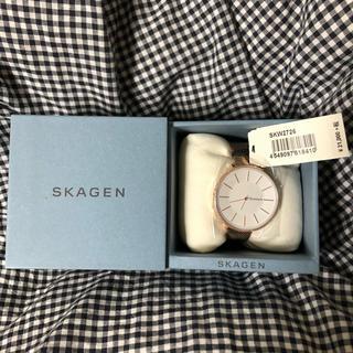 SKAGEN - 新品:SKAGEN スカーゲンカロリーナKAROLINA SKW2726 腕時計