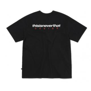 Thisisneverthat デザイン Logo Tシャツ(Tシャツ/カットソー(半袖/袖なし))