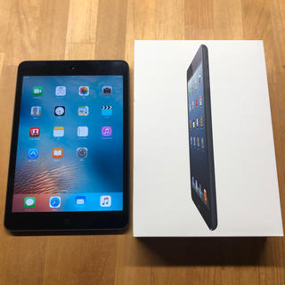 アップル(Apple)のApple iPad mini 初代 16GB A1415(タブレット)