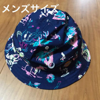 ディッキーズ(Dickies)のDickies♡ディッキーズ♡♡メンズサイズ♡帽子♡ハワイアン♡バケットハット(ハット)