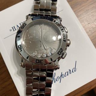 ショパール(Chopard)のショパール 時計 ハッピースポーツ クロノ(腕時計(アナログ))