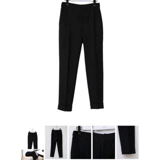 チェスティ(Chesty)のakiki Black pants(クロップドパンツ)