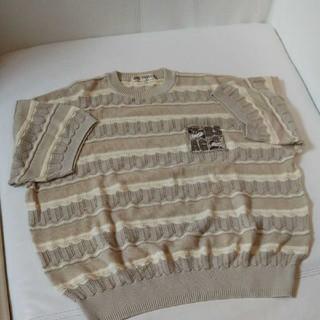 アンジェロガルバス(ANGELO GARBASUS)のANGELO  GARBASUSのサマーセーター(ニット/セーター)