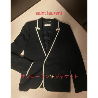 サンローラン(Saint Laurent)のセレブ着用 サンローラン ジャケット✨(テーラードジャケット)