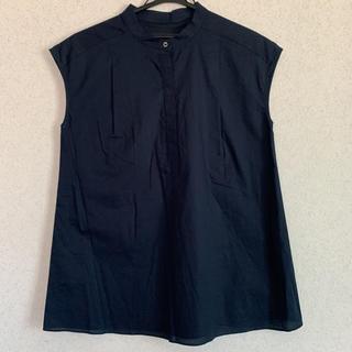 デミルクスビームス(Demi-Luxe BEAMS)のブラウス フレンチスリーブ(シャツ/ブラウス(半袖/袖なし))