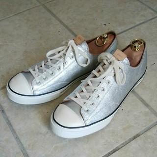 グラム(glamb)の美品! glamb 18AW  Hudson sneakers Silver(スニーカー)