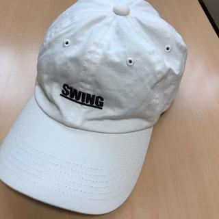 イング(INGNI)のキャップ 帽子(キャップ)