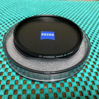 ソニー(SONY)のSONY製レンズプロテクター  VF-67MPAM(フィルター)