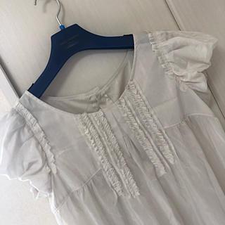 エフデ(ef-de)の🌟美品エフデパフ袖ブラウス(シャツ/ブラウス(半袖/袖なし))