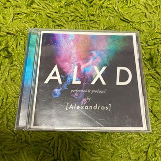 ユニバーサルエンターテインメント(UNIVERSAL ENTERTAINMENT)のALXD Alexandros アレキサンドロス(ポップス/ロック(邦楽))