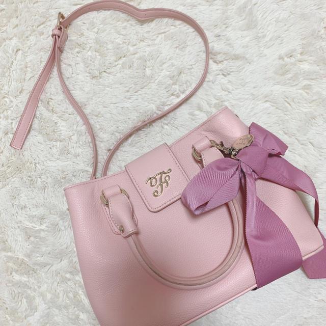 Maison de FLEUR(メゾンドフルール)のメゾンドフルール ショルダーバッグ レディースのバッグ(ショルダーバッグ)の商品写真