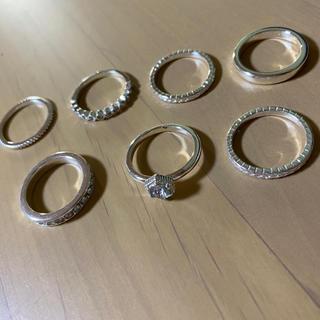 エイチアンドエム(H&M)のH&M リング 指輪(リング(指輪))