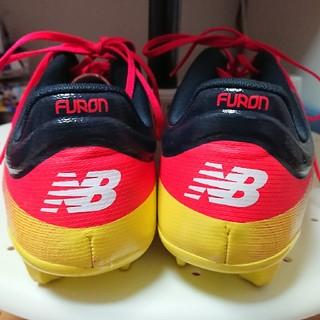ニューバランス(New Balance)のニューバランス サッカースパイク 28cm(シューズ)