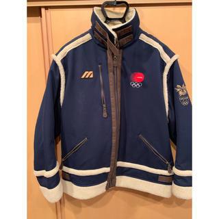 ミズノ(MIZUNO)の公式 1998年 長野オリンピック ミズノ製 ボアジャケット(その他)
