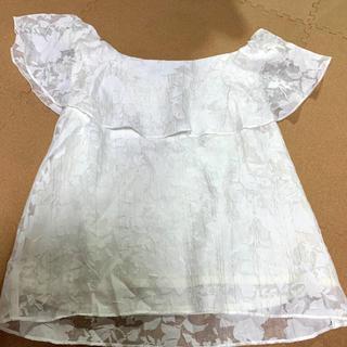 マーキュリーデュオ(MERCURYDUO)の西野カナちゃん着用(シャツ/ブラウス(半袖/袖なし))
