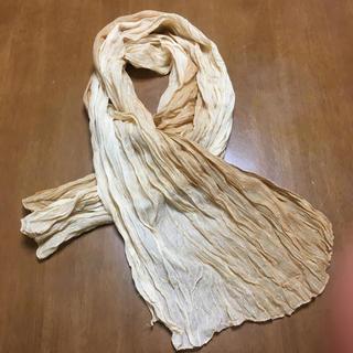 ロングスカーフ スカーフ(ストール/パシュミナ)