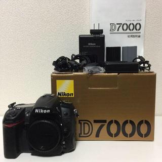 ニコン(Nikon)のNikon D7000 コメントお待ちしてます(デジタル一眼)