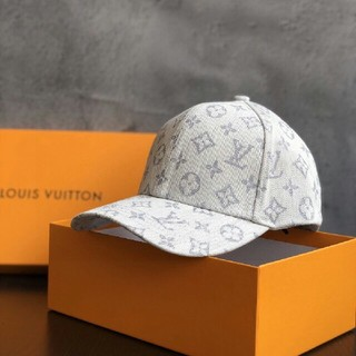 ルイヴィトン(LOUIS VUITTON)の新品 LOUIS VUITTON キャップ 帽子 男女兼用(キャップ)