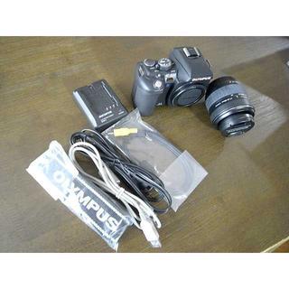 オリンパス(OLYMPUS)のOLYMPUS デジタル一眼レフカメラ E-500 バリューキット(デジタル一眼)