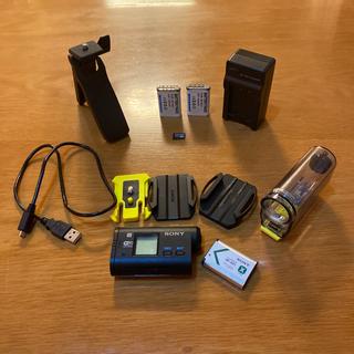 SONY - sony アクションカム HDR-AS30V ビデオカメラ