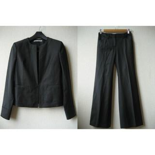 Theory luxe - theory luxe Executive ノーカラー セットアップ