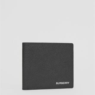 バーバリー(BURBERRY)の20SS Burberry レザー財布(折り財布)