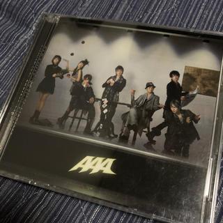 トリプルエー(AAA)のAAA Endless Fighters CD【トレカ付き】(ポップス/ロック(邦楽))